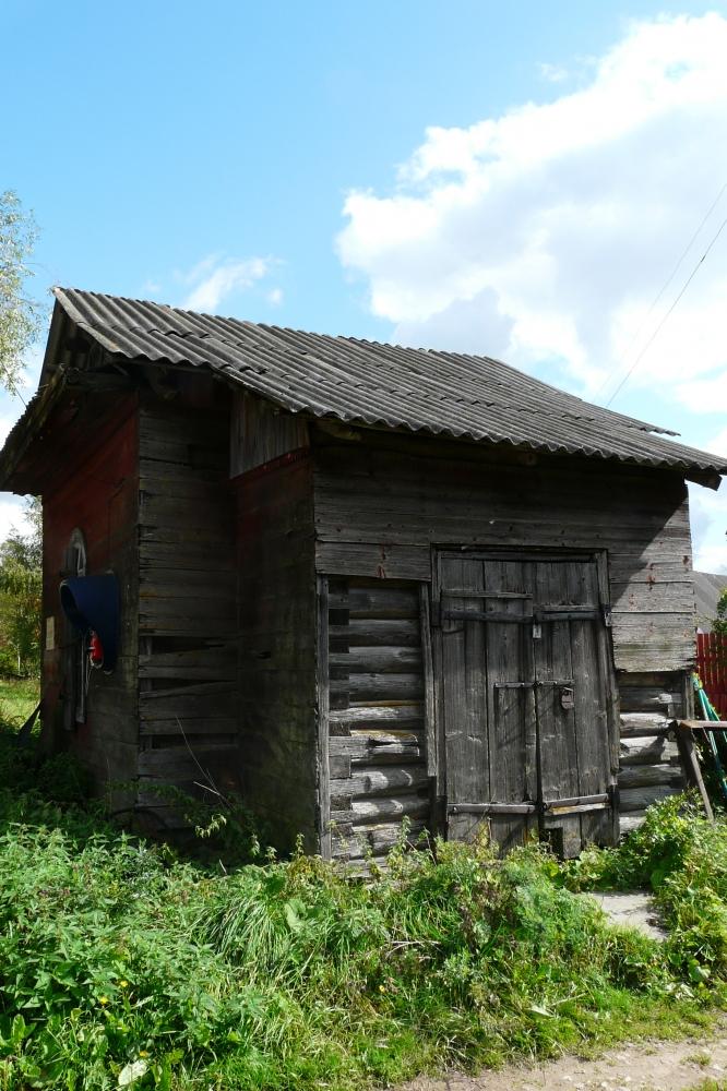 Тихвинская часовня в д. Тубино Спировского района